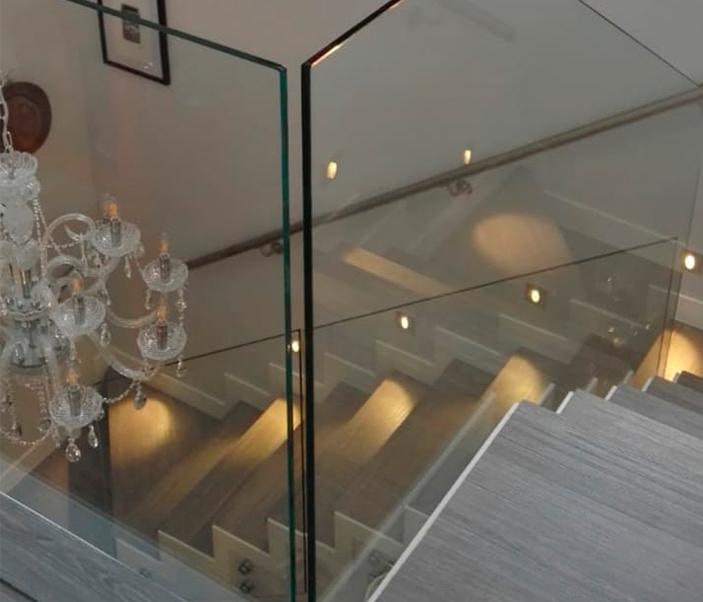 Barandillas de cristal Móstoles